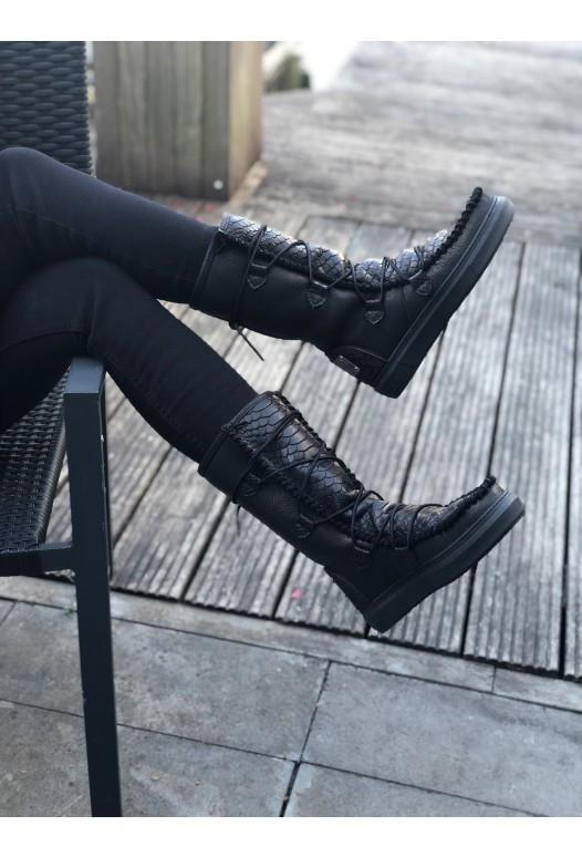 Ymiz H Cocco front - Black