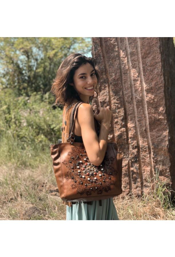 "Shopping bag - ""Siena"""