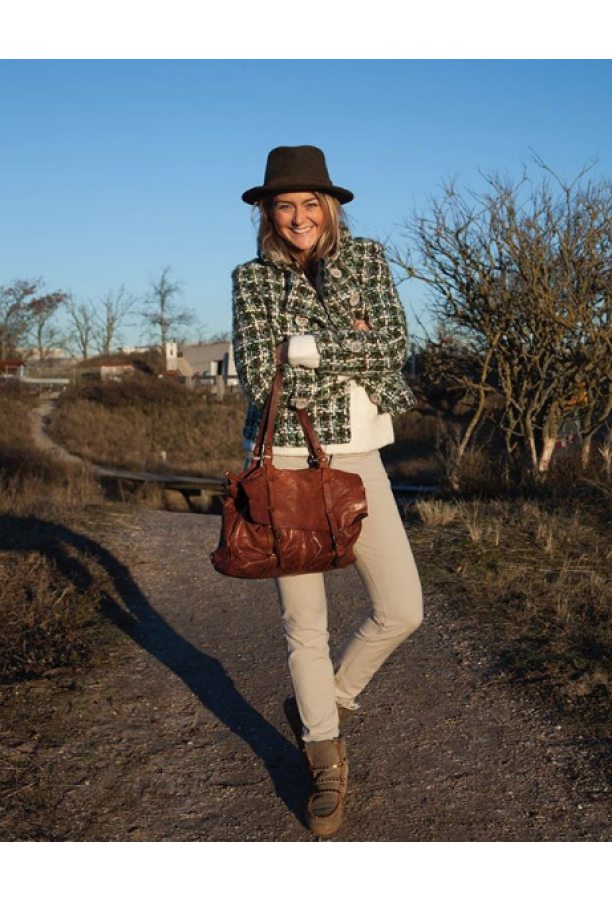 Carlala Chanel Green - Short
