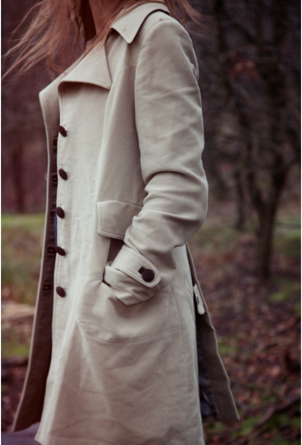 Trench Coat beige