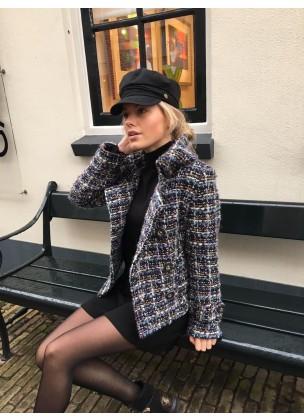 Carlala Chanel Aubergine - Short