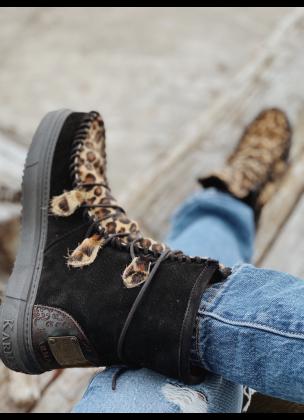 Ymiz Leopard Nero