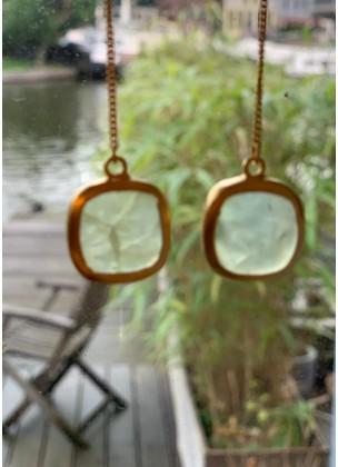 Groene Prehniet - Carlala Jewelry