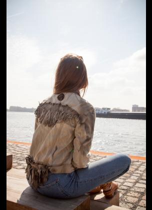 Jacket Frange - Akoya