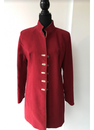 Jockey Coat - Red