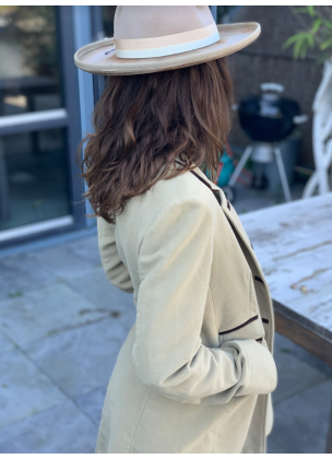 Trench Coat - Beige