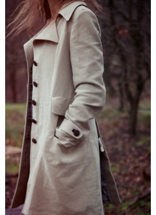 Trench Coat beige